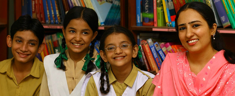 Supporting education in Pakistan through the TCF
